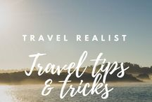 Tips and Tricks / The very best travel trips and tricks, created or curated by The Travel Realist