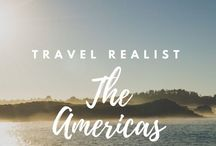 The Americas / The best pins for travel in the Americas, created or curated by The Travel Realist