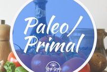 Paleo & Primal / Paleo and primal dishes; for a healthy and hearty breakfast, lunch, dinner and snacks.