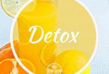 Detox / All the best foods, smoothies, juices, teas, herbs, remedies and recipes to aid in the detoxification of your body and flush out toxins and waste.
