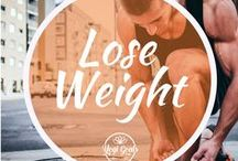 Lose Weight / Weightloss tips, diets, workouts, recipes, meal plans - everything to burn that fat.