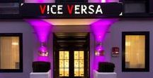 Vice versa hotel / Seven Deadly Sins Rooms