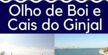 Olho de Boi e Cais do Ginjal, Cacilhas, Almada, Setúbal, Portugal - A não perder...