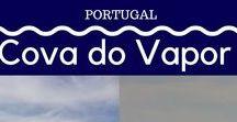 Cova do Vapor, Trafaria, Setúbal, Portugal - A não perder...