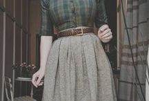 Vintage outfits