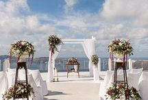 Santorini Gay Wedding Ceremony absolute beauty