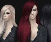 The Sims 4 Mods HairStyles