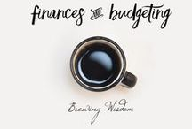 Finances & Budgeting / How to live smart! Steps to being debt free!