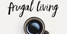 Frugal Living / Ways to save money in your home! Couponing