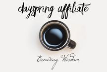 DaySpring Inc. Affiliate / Our Favorite Products