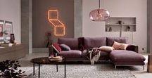 hülsta sofa hs.454 / hülsta sofa hs.454 elegantes Sofa zum Anreihen / 3 Seitenteile zur Wahl / weicher Superior Sitzkomfort /  made in Germany