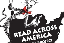 Read Across America Day  / The National Education Association is building a nation of readers through its signature program, NEA's Read Across America.    / by Missoula Public Library