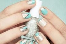 NAILS - Beautiful Nails / These hot nail art styles and ideas are inspiration for DIYers and the next trip to the salon.