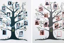 Family Tree Stuff / by Michelle McMillen