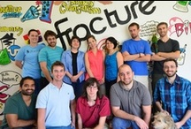 Behind The Scenes / Cool Stuff about Our Life and Team here at Fracture. / by Fracture