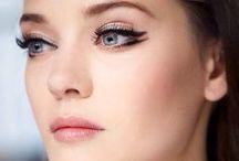 Make-Up Inspo / Inspiración - Maquillaje de moda, pasarela y producciones