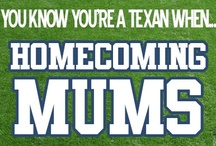 Homecoming Mums and Garters Ideas