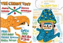 Illustration : : Sketchbooks + doodles / Doodles, sketches, roughs, drawings, illustrations, dessins, illustration, art, esquisses, cahiers, croquis, journal, drawing