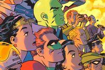 DC Universe / All things DC: Batman, Superman, etc. / by Ruben Cardenas