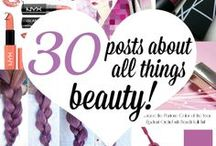 BEAUTY - Beauty Blogger Friends / Our favorite posts and pins from our beauty blogger friends.