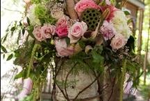Flower Arrangements & Floral Designs / Different styles of flower arrangements