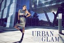 Urban Glam / coming soon...  photographer Dimitri Burtsev fashion & styling Elke Freytag makeup&hair Julia Hrdina model Darina Klučková assist Manfred Mahringer