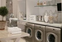 Laundry rooms & Mud Rooms / by Colleen Ursenbach