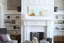 Fireplaces & Mantles