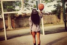 Ball Is Life / by Brittany M. Riggs
