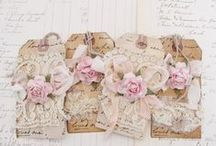 Tags and Favors ~ party / packages, tags and gifts for guests  / by Michelle McMillen