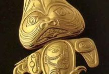 Bill Reid & Other Brilliant First Nations Contemporary Artists of the West Coast / by Lisa
