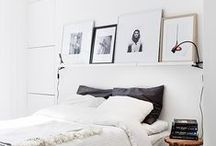 HOME: bedroom / by Madison | Rad Maker