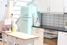 HOME: Kitchen / by Madison | Rad Maker