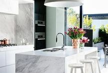Kitchens / Kitchens - because the home needs a hearth.