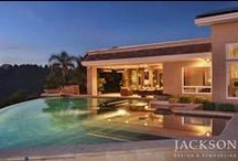 Summer Living: Pools and Outdoor Spaces / by Jackson Design