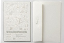 + Print / Material + 印刷 / by Peggy Wu