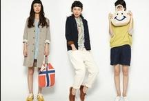 + Style + Fashion + 服/鞋 / by Peggy Wu