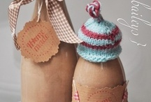 homemade gifts / by Amy Davis