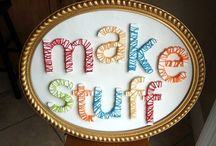 Craft Ideas / by Mary Herb