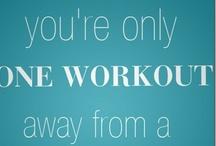 workout stuff / by Emily Kent