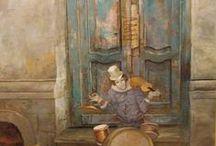 Art I Love / Mixed Media / by Diana deming From Virginia