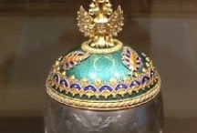 Faberge Eggs / Faberge eggs  / by D