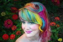 Hair and Makeup Ideas / by Irene Leggett