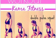 Health and Fitness / by Mona Arlequin