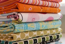 Fabrics that inspire me / Fabrics and quilt ideas that spark my creativity. / by Jennifer Giacobbe-Sutherland