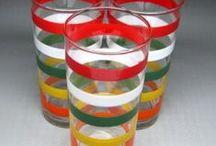 Vintage Glassware / by Sharon Pratt