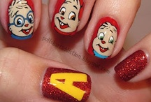 Pretty Awesome Nails / Nails, nails, nails!  What more could a girl want! / by Rachael Torres