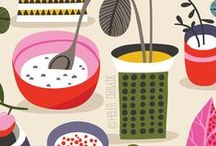 + Illustration + Food + 食物 / 吃 / by Peggy Wu