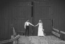 Wedding Photos - B&W / Beautiful monochrome portraits