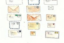 Snail mail rules!